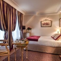 Отель Best Western Premier Trocadero La Tour Париж комната для гостей фото 5