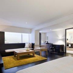 Отель Como Metropolitan Бангкок комната для гостей фото 5