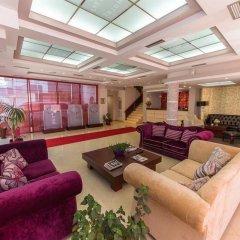 Отель Brilant Saranda Албания, Саранда - отзывы, цены и фото номеров - забронировать отель Brilant Saranda онлайн интерьер отеля фото 2