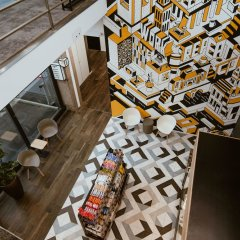Отель 2L De Blend Нидерланды, Утрехт - отзывы, цены и фото номеров - забронировать отель 2L De Blend онлайн интерьер отеля