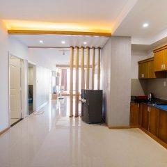 Отель SunEx Luxury Apartment Вьетнам, Вунгтау - отзывы, цены и фото номеров - забронировать отель SunEx Luxury Apartment онлайн в номере фото 2
