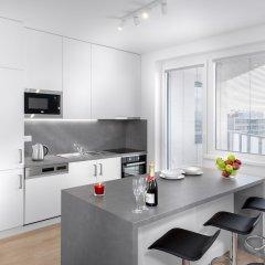 Апартаменты CityWest Apartments в номере фото 2