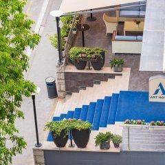 Best Western Art Hotel балкон