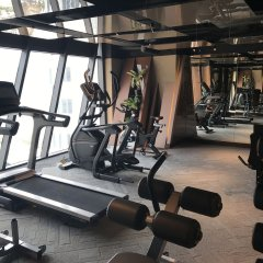 Boton Blue Hotel & Spa фитнесс-зал