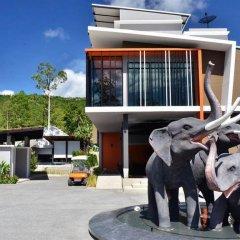 Отель Chaweng Noi Pool Villa Таиланд, Самуи - 2 отзыва об отеле, цены и фото номеров - забронировать отель Chaweng Noi Pool Villa онлайн фото 6
