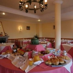 Hotel Alpina Вильянуэва-де-Ароса питание фото 2
