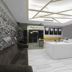 The Purl Boutique Hotel интерьер отеля