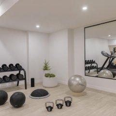 Отель Ayron Park фитнесс-зал фото 2