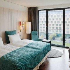 Отель Scandic Berlin Potsdamer Platz 4* Стандартный номер с разными типами кроватей фото 3