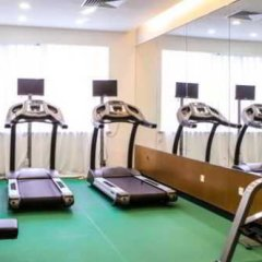 Отель Inner Mongolia Grand Пекин фитнесс-зал фото 2