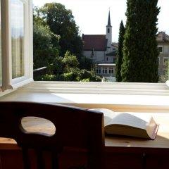 Отель Ottmanngut Suite and Breakfast Меран балкон
