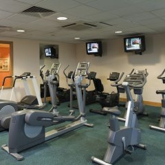 Отель Holiday Inn Edinburgh фитнесс-зал фото 4