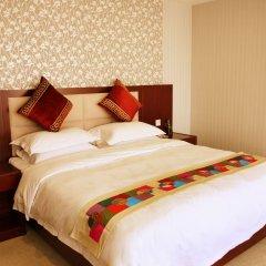 Fuyong Yulong Hotel комната для гостей фото 2