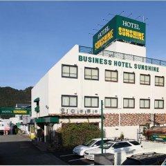 Отель Sunshine Hotel Япония, Начикатсуура - отзывы, цены и фото номеров - забронировать отель Sunshine Hotel онлайн вид на фасад