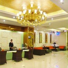 Shuilvfang Business Hotel интерьер отеля