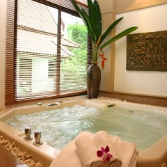 Отель Diamond Cottage Resort & Spa бассейн фото 3