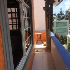 Отель Agavero Hostel Мексика, Канкун - отзывы, цены и фото номеров - забронировать отель Agavero Hostel онлайн балкон фото 3