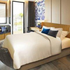 Отель Manathai Surin Phuket 4* Стандартный номер разные типы кроватей фото 4