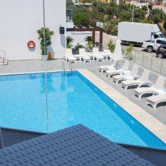 Rhapsody Hotel & Spa Kalkan Турция, Калкан - отзывы, цены и фото номеров - забронировать отель Rhapsody Hotel & Spa Kalkan онлайн бассейн фото 3
