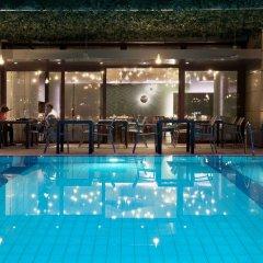 Lazart Hotel Ставроуполис бассейн