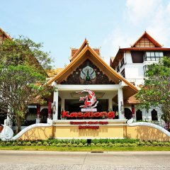 Отель kasalong resort