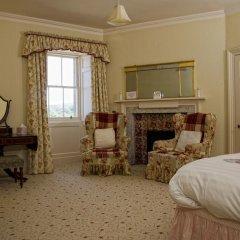 The Eisenhower Hotel at Culzean Castle комната для гостей фото 4