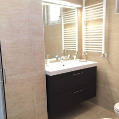Отель Brera - Fiori Chiari charme apartments Италия, Милан - отзывы, цены и фото номеров - забронировать отель Brera - Fiori Chiari charme apartments онлайн ванная