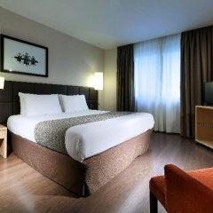 Отель Eurostars Lucentum 4* Стандартный номер с различными типами кроватей фото 10