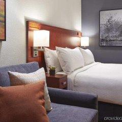 Отель MDR Marina del Rey - a DoubleTree by Hilton США, Лос-Анджелес - отзывы, цены и фото номеров - забронировать отель MDR Marina del Rey - a DoubleTree by Hilton онлайн комната для гостей фото 3