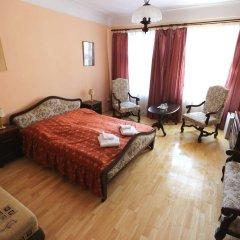 Hotel King George Прага комната для гостей фото 2