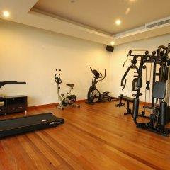 Отель Malisa Villa Suites пляж Ката фитнесс-зал фото 2