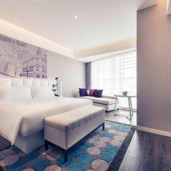 Отель Mercure Shanghai Royalton комната для гостей