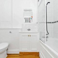 Отель Access Bloomsbury Великобритания, Лондон - отзывы, цены и фото номеров - забронировать отель Access Bloomsbury онлайн ванная