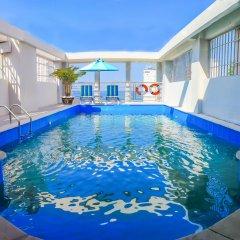Отель Thang Long Nha Trang Вьетнам, Нячанг - 2 отзыва об отеле, цены и фото номеров - забронировать отель Thang Long Nha Trang онлайн бассейн