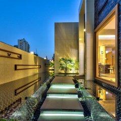 Отель Radisson Blu Plaza Bangkok Бангкок вид на фасад