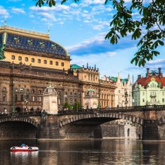 Апартаменты Superior Suites & Apartments in the Heart of Prague фото 4
