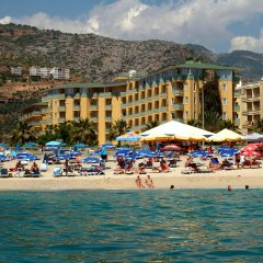 Kleopatra Dreams Beach Hotel - All Inclusive пляж