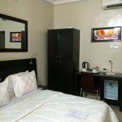 Отель Primal Hotel Нигерия, Лагос - отзывы, цены и фото номеров - забронировать отель Primal Hotel онлайн комната для гостей фото 3