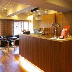 Отель Sutton Place Hotel Ueno Япония, Токио - отзывы, цены и фото номеров - забронировать отель Sutton Place Hotel Ueno онлайн интерьер отеля фото 3