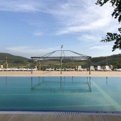 Отель Agriturismo Gigliotto Пьяцца-Армерина бассейн