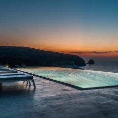 Milos Breeze Boutique Hotel бассейн фото 2