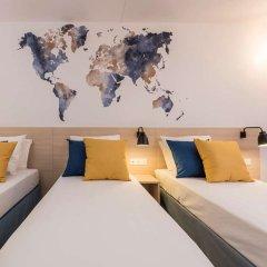 Отель Tulip Inn Antwerpen Бельгия, Антверпен - отзывы, цены и фото номеров - забронировать отель Tulip Inn Antwerpen онлайн комната для гостей фото 5