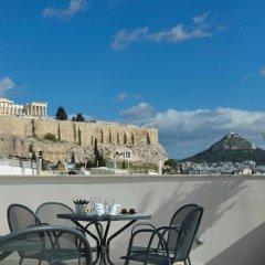 Отель Acropolis Hill бассейн
