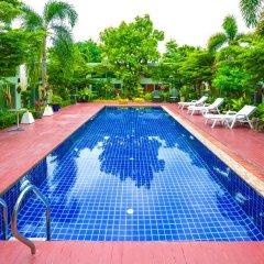 Отель Phuket Garden Home бассейн фото 3
