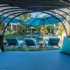 Отель Beachside Boutique Resort балкон