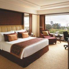 Отель Shangri-La Hotel Kuala Lumpur Малайзия, Куала-Лумпур - 1 отзыв об отеле, цены и фото номеров - забронировать отель Shangri-La Hotel Kuala Lumpur онлайн комната для гостей фото 5