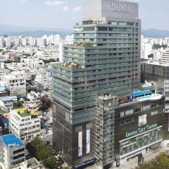 Отель Novotel Ambassador Daegu Южная Корея, Тэгу - отзывы, цены и фото номеров - забронировать отель Novotel Ambassador Daegu онлайн городской автобус