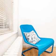 Отель Riverside Cutty Sark 2 Bedroom Retreat Лондон балкон