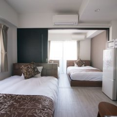 Отель OYO 44789 Dream Inn Hakata Хаката комната для гостей фото 3