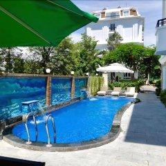 Отель Sun & Sea Hotel Вьетнам, Нячанг - отзывы, цены и фото номеров - забронировать отель Sun & Sea Hotel онлайн бассейн